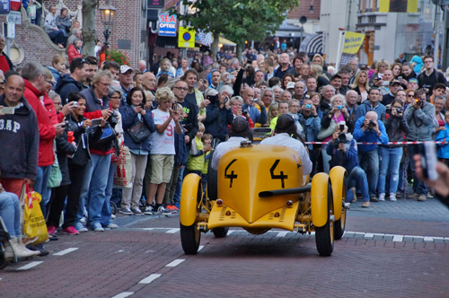 historische grand prix parade