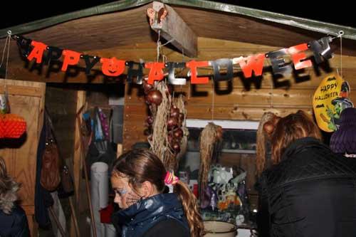 halloween in de zuidduinen